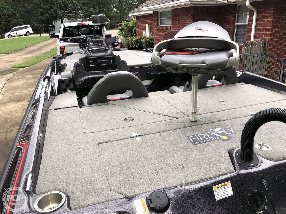 2018 Bass Cat Boats boat for sale, model of the boat is 19 Caracal & Image # 27 of 40