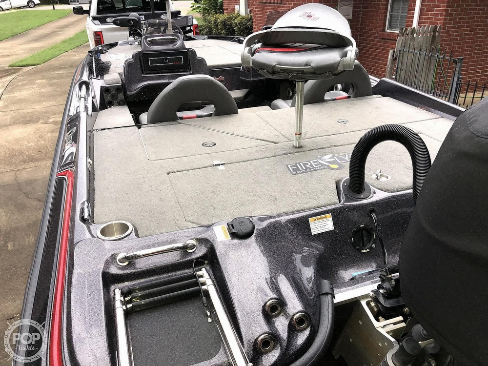2018 Bass Cat Boats boat for sale, model of the boat is 19 Caracal & Image # 28 of 40