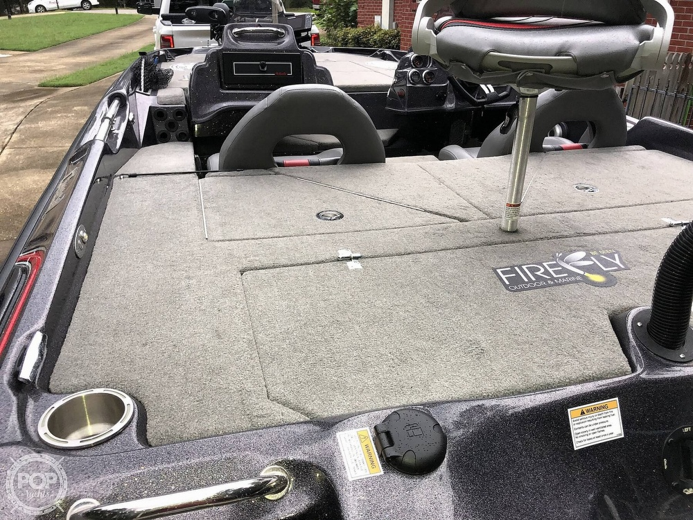 2018 Bass Cat Boats boat for sale, model of the boat is 19 Caracal & Image # 29 of 40