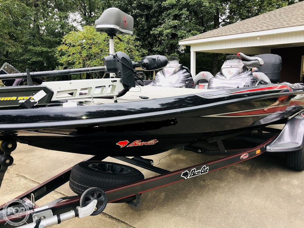 2018 Bass Cat Boats boat for sale, model of the boat is 19 Caracal & Image # 30 of 40