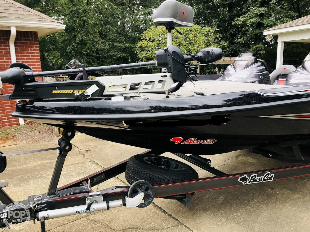 2018 Bass Cat Boats boat for sale, model of the boat is 19 Caracal & Image # 6 of 40