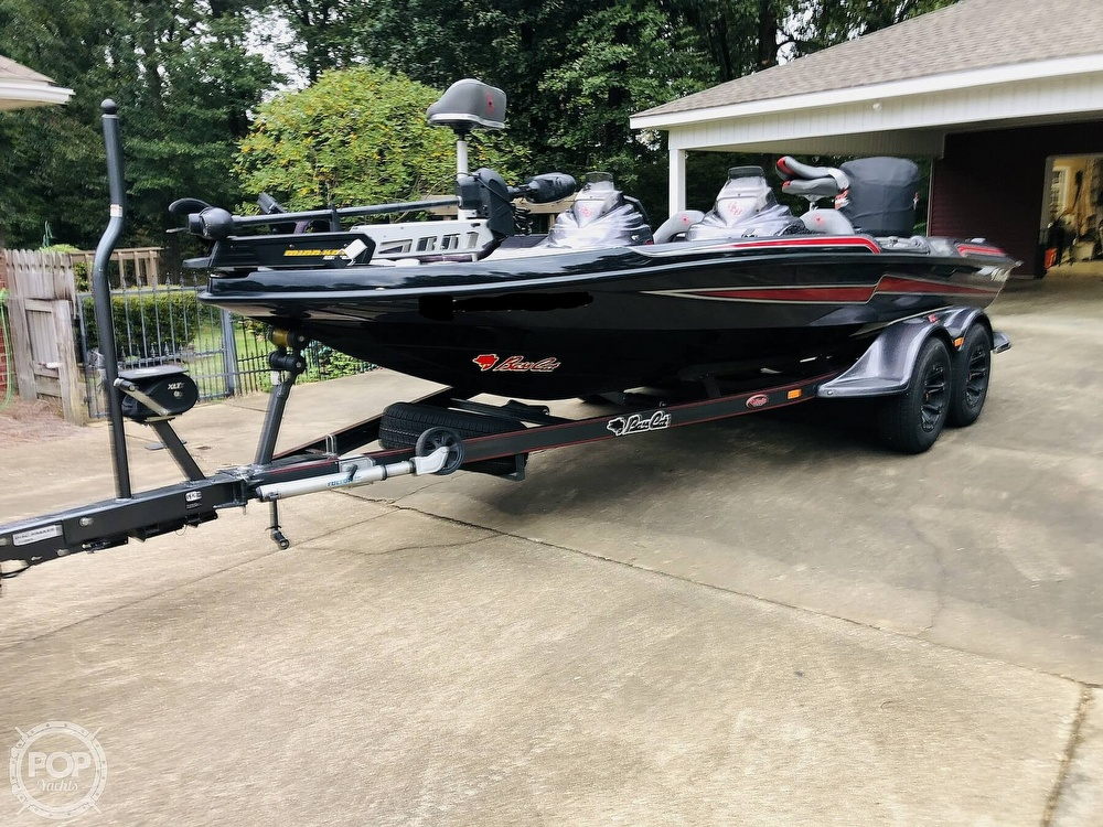 2018 Bass Cat Boats boat for sale, model of the boat is 19 Caracal & Image # 33 of 40