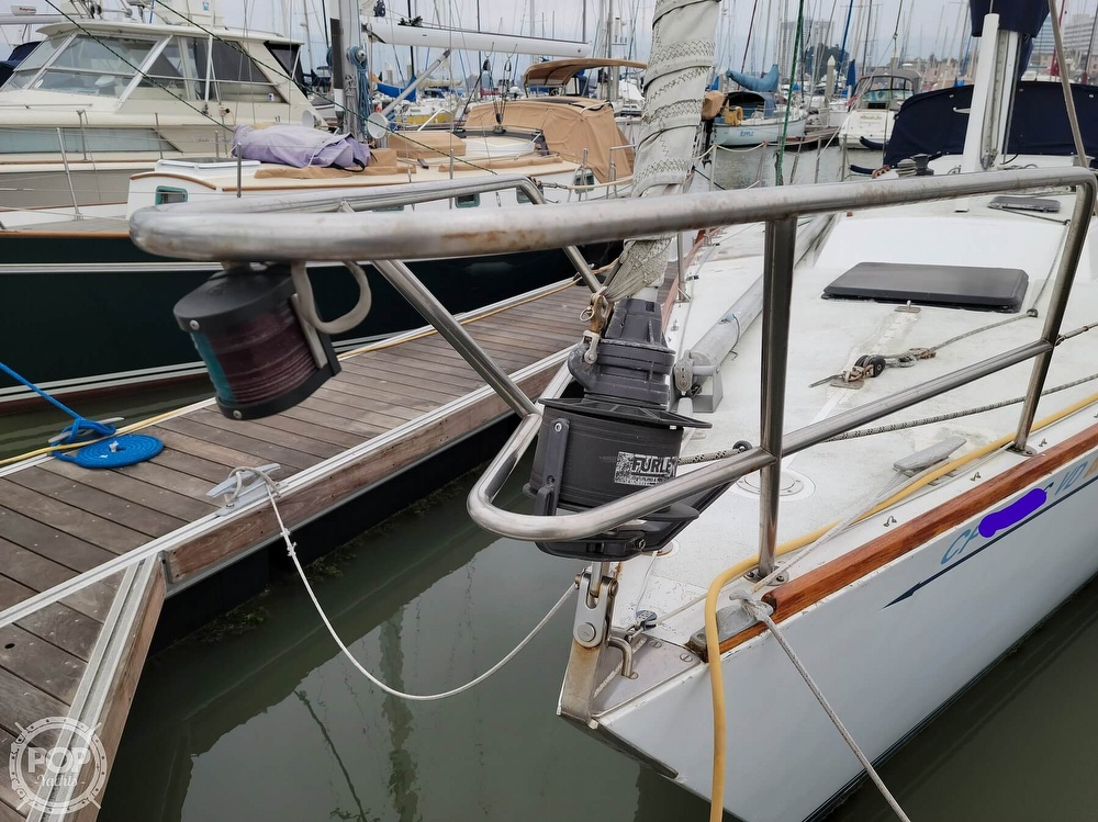 1979 North American boat for sale, model of the boat is 40 & Image # 4 of 40