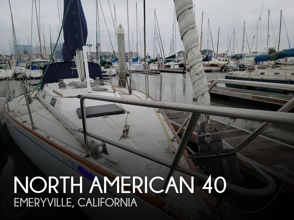 1979 North American boat for sale, model of the boat is 40 & Image # 1 of 40