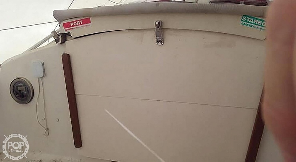 1981 Com-Pac boat for sale, model of the boat is CP-23 & Image # 5 of 37