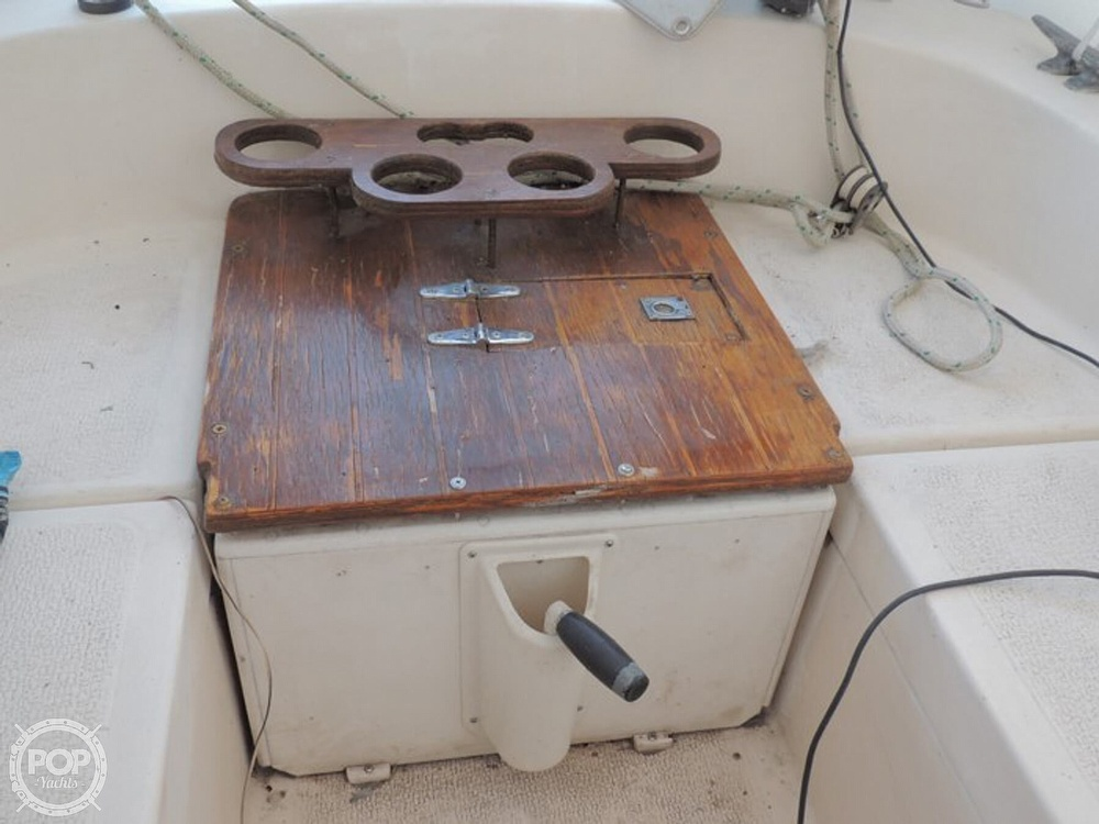 1981 Com-Pac boat for sale, model of the boat is CP-23 & Image # 11 of 37
