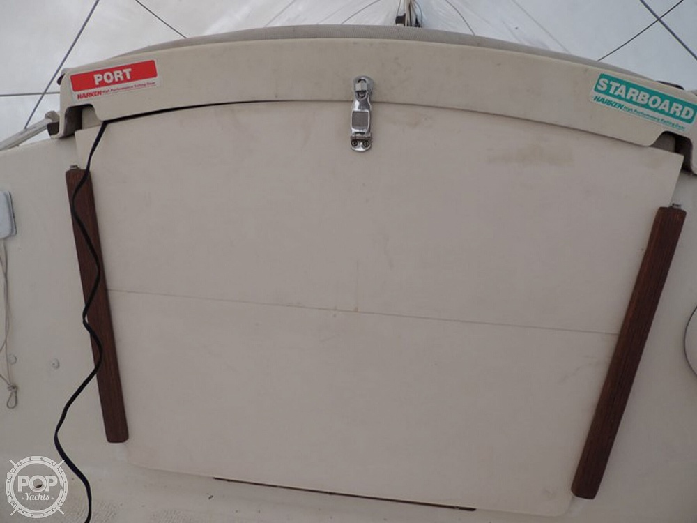 1981 Com-Pac boat for sale, model of the boat is CP-23 & Image # 30 of 37