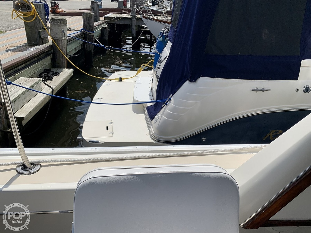 1984 Silverton boat for sale, model of the boat is 34 Convertible & Image # 14 of 40