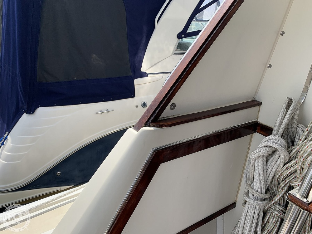 1984 Silverton boat for sale, model of the boat is 34 Convertible & Image # 15 of 40