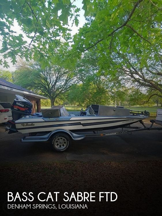 2010 Bass Cat Boats boat for sale, model of the boat is Sabre FTD & Image # 1 of 8