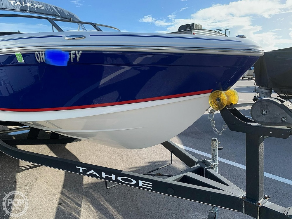 2018 Tahoe boat for sale, model of the boat is 700 & Image # 24 of 40