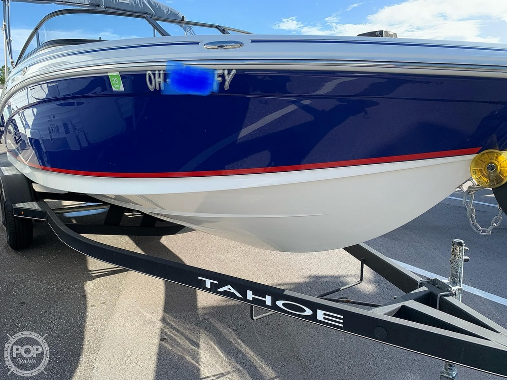 2018 Tahoe boat for sale, model of the boat is 700 & Image # 6 of 40