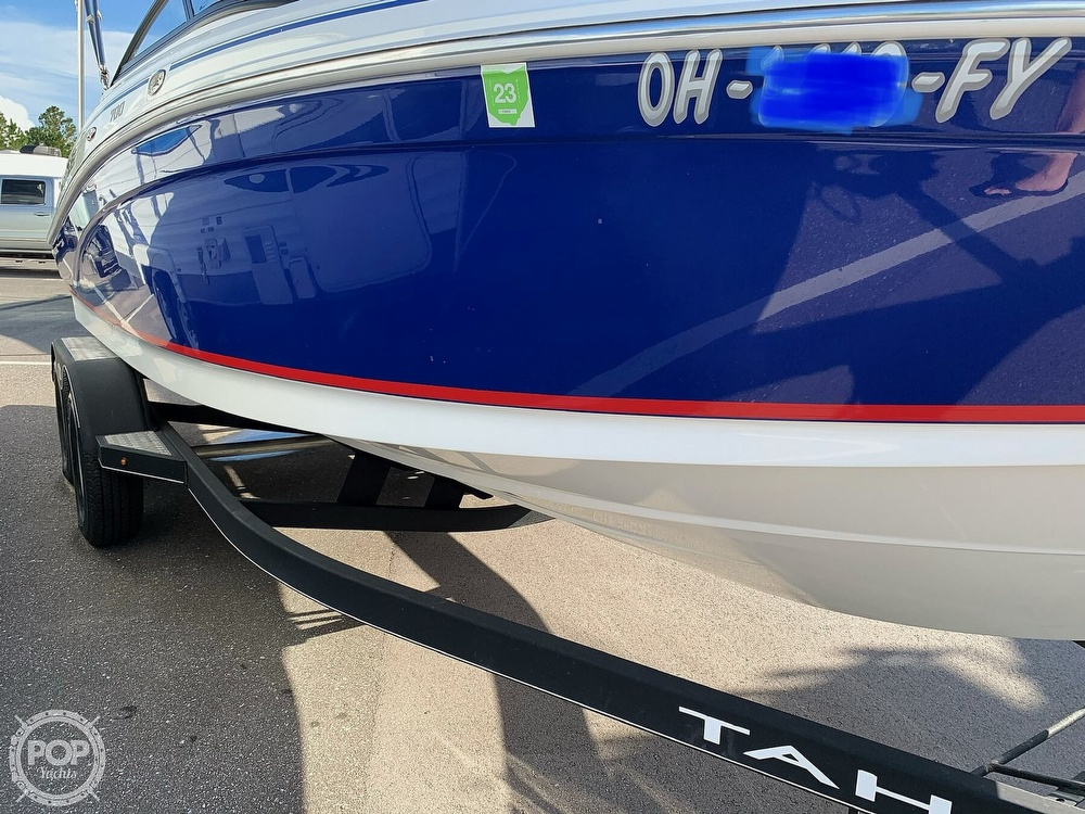 2018 Tahoe boat for sale, model of the boat is 700 & Image # 25 of 40