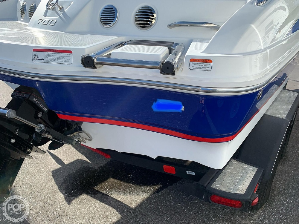 2018 Tahoe boat for sale, model of the boat is 700 & Image # 32 of 40