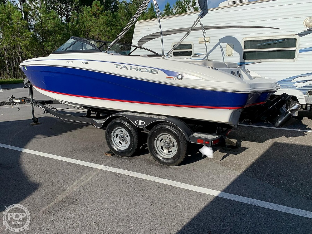 2018 Tahoe boat for sale, model of the boat is 700 & Image # 7 of 40