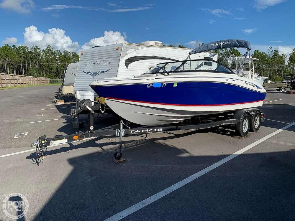 2018 Tahoe boat for sale, model of the boat is 700 & Image # 4 of 40