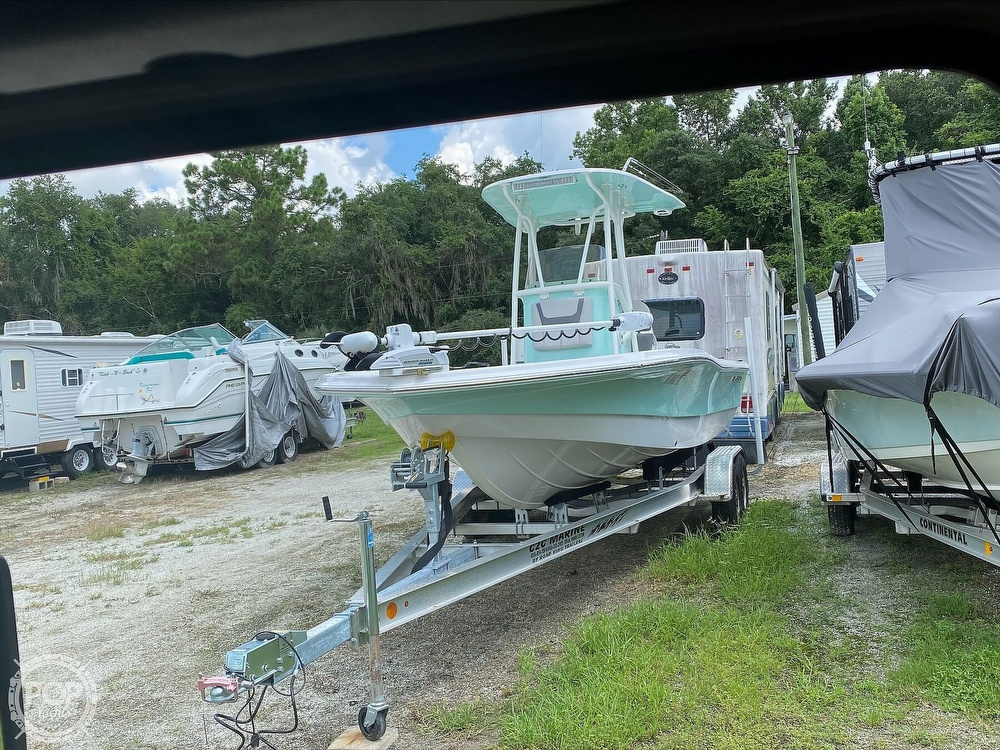 2021 Aquasport boat for sale, model of the boat is Bay 224 & Image # 3 of 7