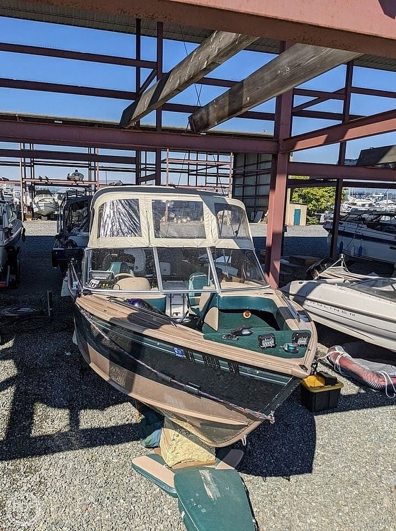 1998 Lund boat for sale, model of the boat is 2150 Baron Magnum & Image # 21 of 40