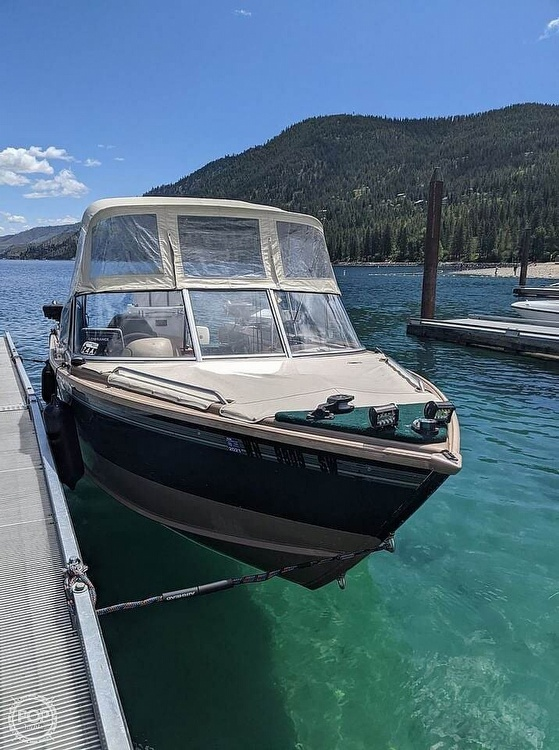 1998 Lund boat for sale, model of the boat is 2150 Baron Magnum & Image # 10 of 40