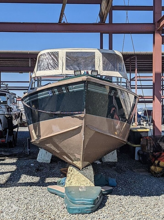 1998 Lund boat for sale, model of the boat is 2150 Baron Magnum & Image # 31 of 40