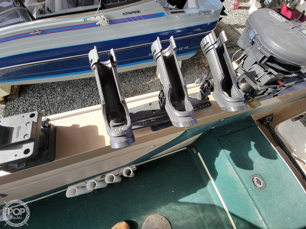 1998 Lund boat for sale, model of the boat is 2150 Baron Magnum & Image # 32 of 40