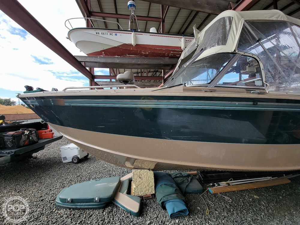1998 Lund boat for sale, model of the boat is 2150 Baron Magnum & Image # 17 of 40