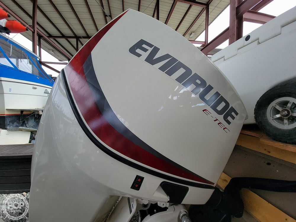 1998 Lund boat for sale, model of the boat is 2150 Baron Magnum & Image # 15 of 40