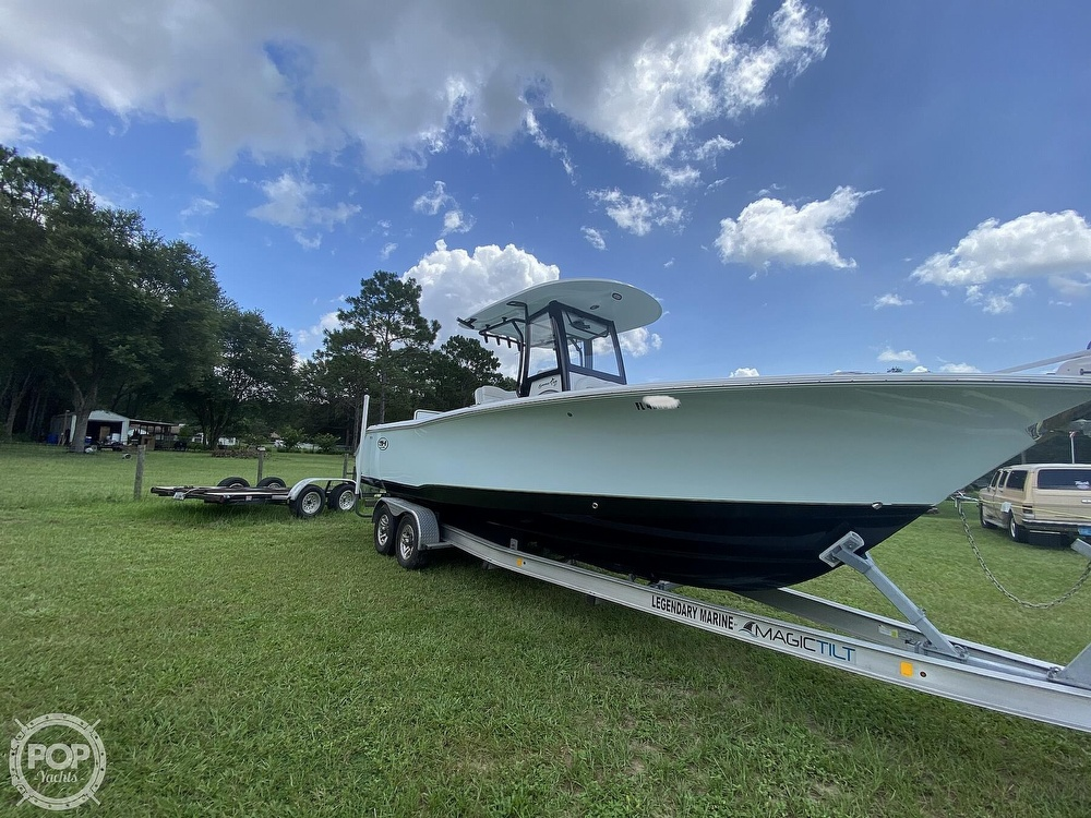 2018 Sea Hunt boat for sale, model of the boat is GameFish 27 & Image # 4 of 40