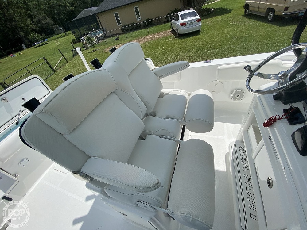 2018 Sea Hunt boat for sale, model of the boat is GameFish 27 & Image # 31 of 40