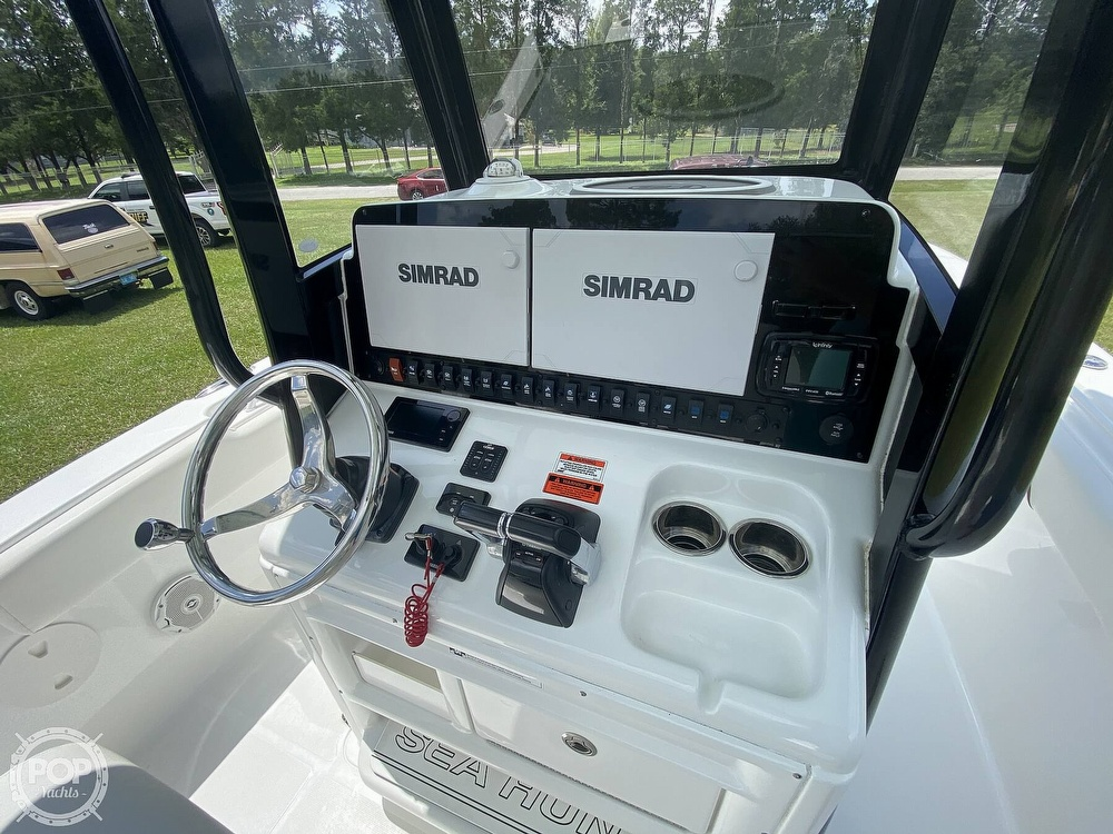 2018 Sea Hunt boat for sale, model of the boat is GameFish 27 & Image # 32 of 40