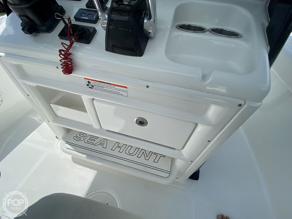 2018 Sea Hunt boat for sale, model of the boat is GameFish 27 & Image # 33 of 40