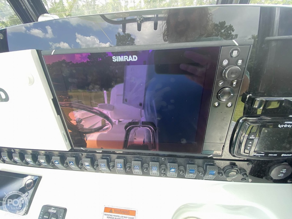 2018 Sea Hunt boat for sale, model of the boat is GameFish 27 & Image # 35 of 40