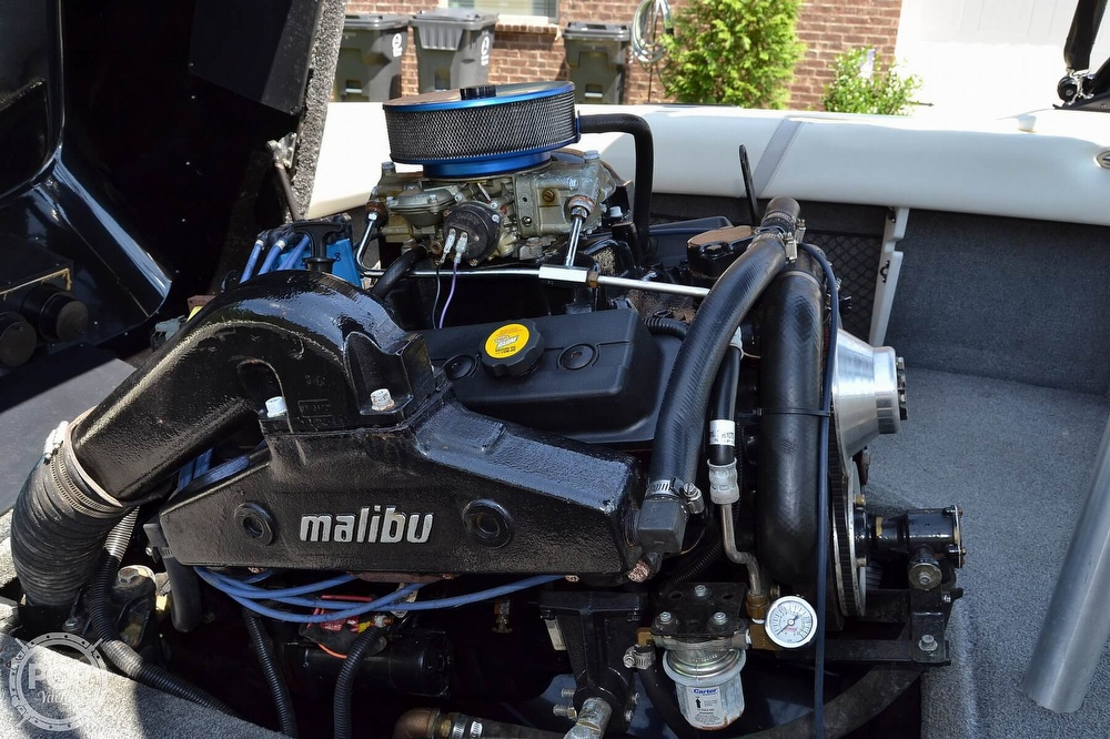 2000 Malibu boat for sale, model of the boat is Sportster LX & Image # 8 of 40