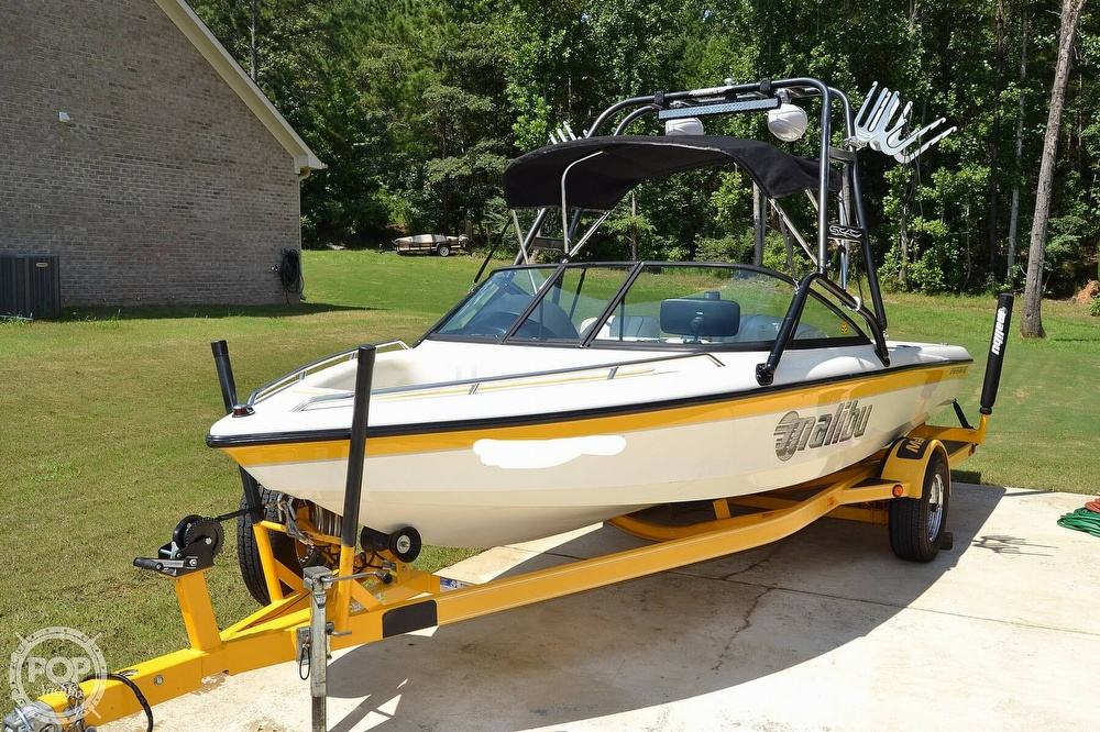 2000 Malibu boat for sale, model of the boat is Sportster LX & Image # 10 of 40