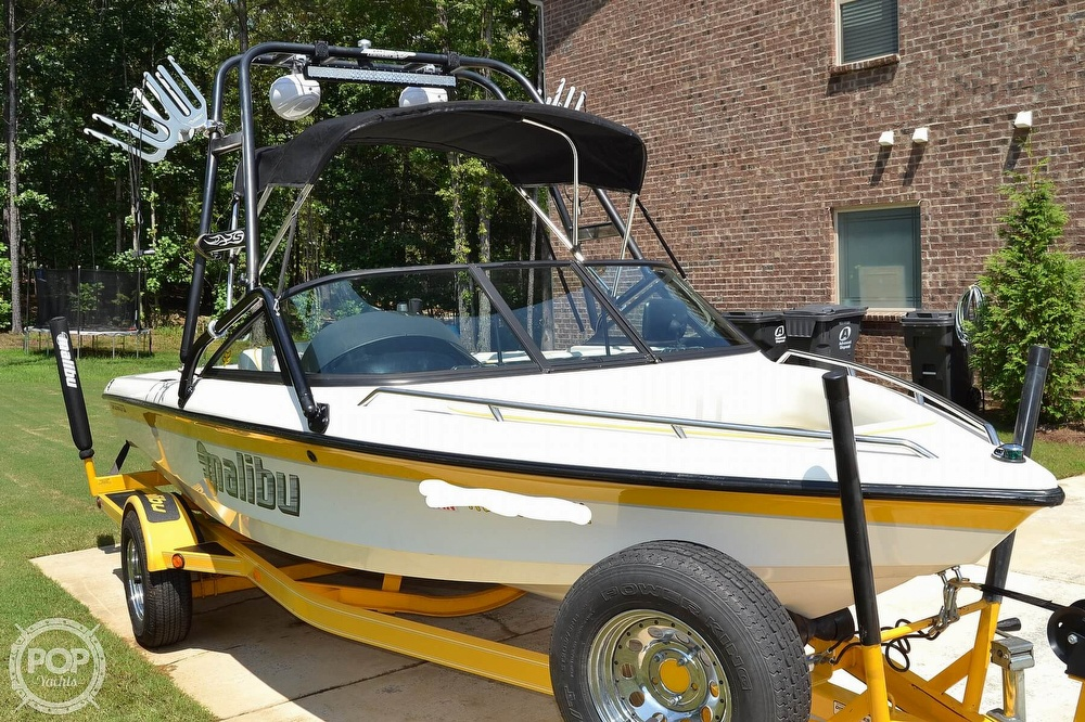2000 Malibu boat for sale, model of the boat is Sportster LX & Image # 11 of 40