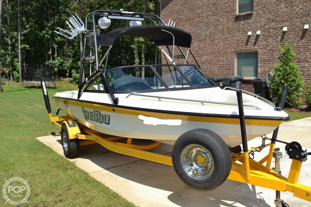 2000 Malibu boat for sale, model of the boat is Sportster LX & Image # 12 of 40