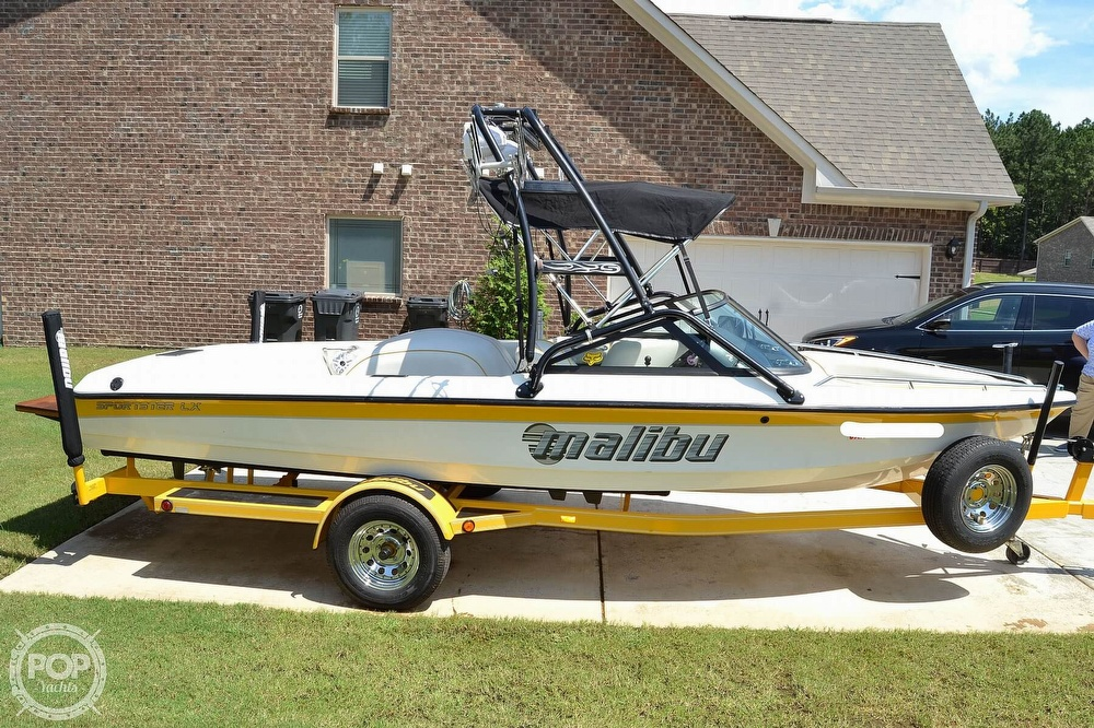 2000 Malibu boat for sale, model of the boat is Sportster LX & Image # 13 of 40