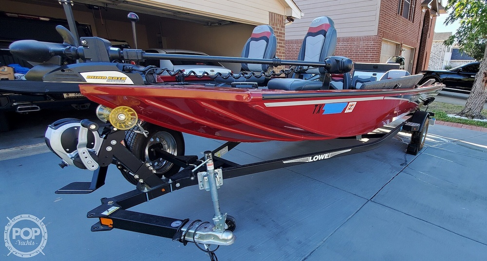 2018 Lowe boat for sale, model of the boat is Stinger 175C & Image # 4 of 40