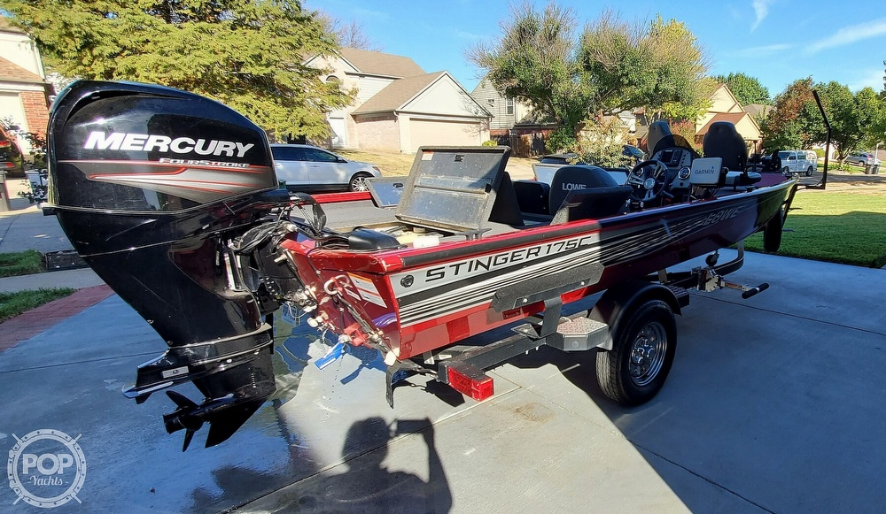 2018 Lowe boat for sale, model of the boat is Stinger 175C & Image # 6 of 40