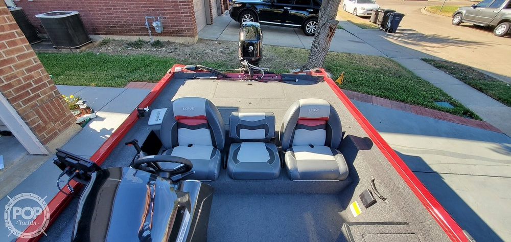 2018 Lowe boat for sale, model of the boat is Stinger 175C & Image # 9 of 40