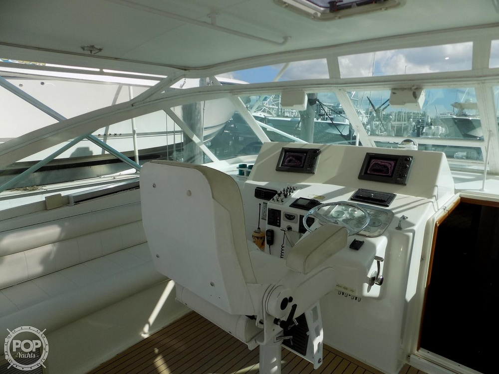 2000 Cabo boat for sale, model of the boat is 45 Express & Image # 15 of 40