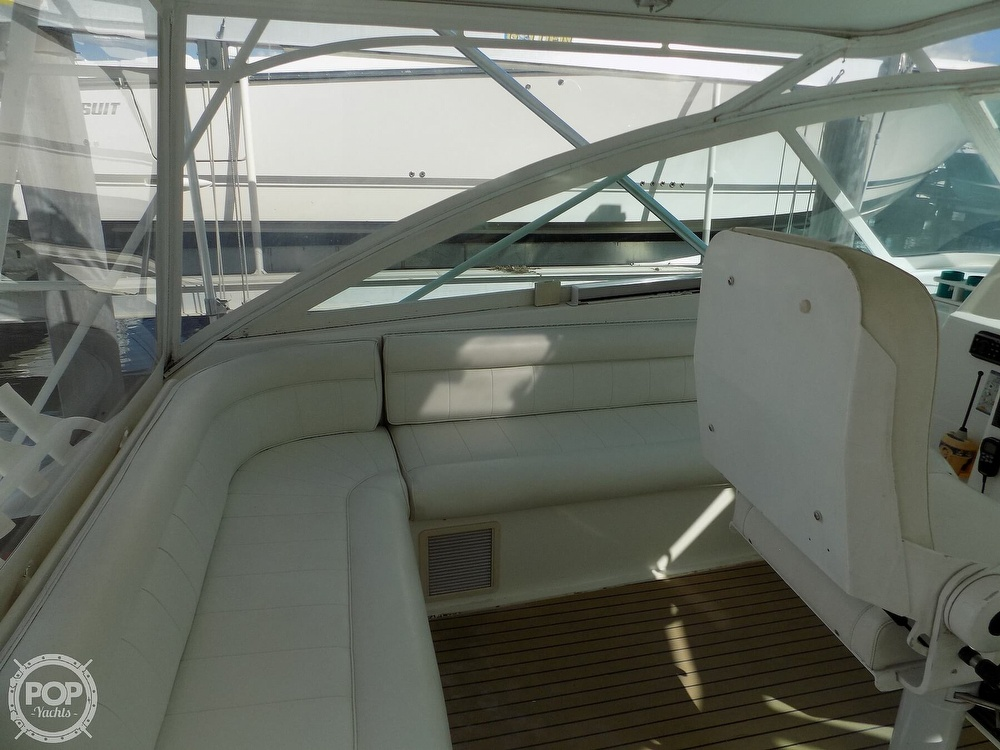 2000 Cabo boat for sale, model of the boat is 45 Express & Image # 17 of 40