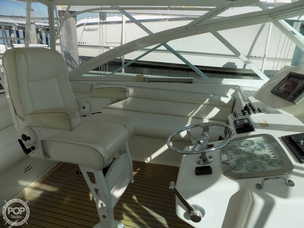 2000 Cabo boat for sale, model of the boat is 45 Express & Image # 10 of 40