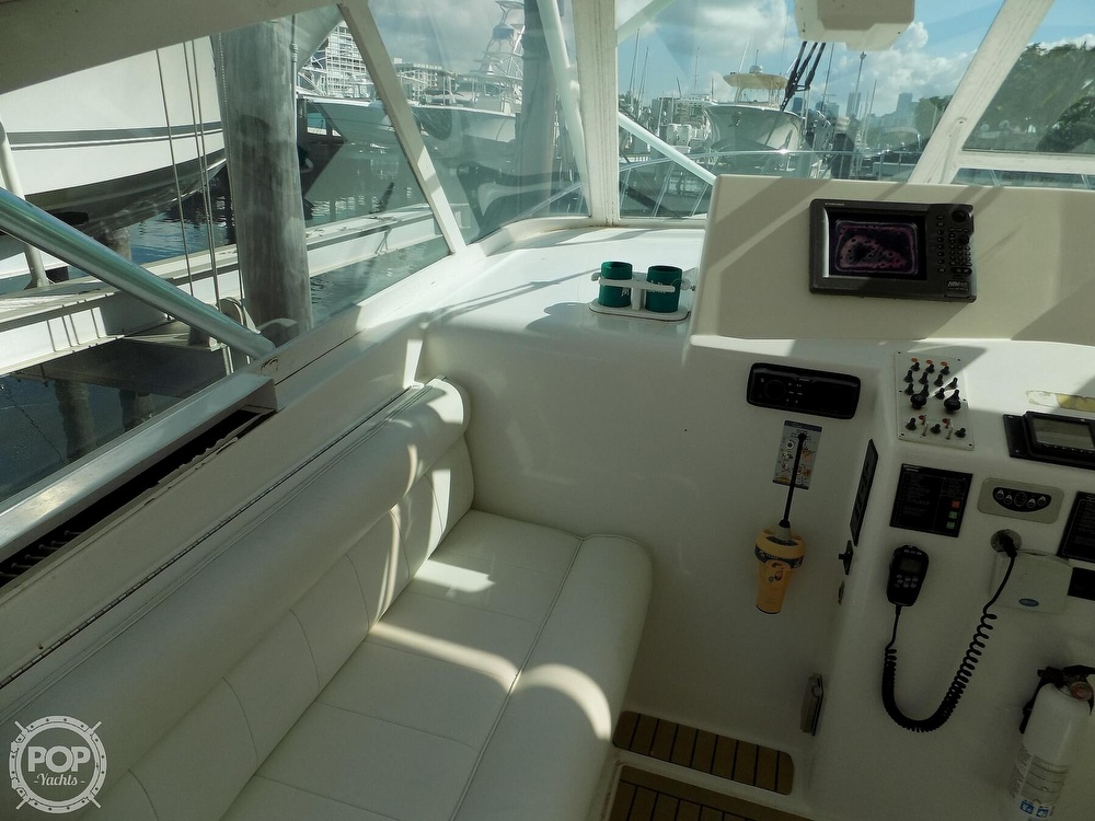 2000 Cabo boat for sale, model of the boat is 45 Express & Image # 16 of 40