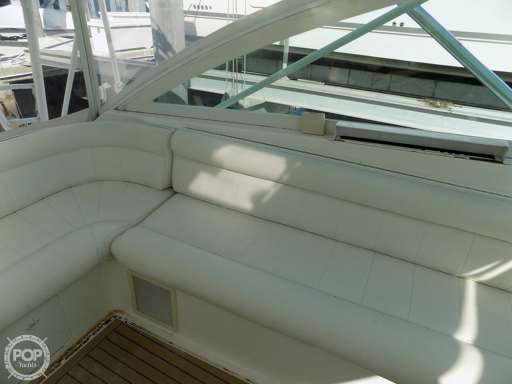 2000 Cabo boat for sale, model of the boat is 45 Express & Image # 18 of 40