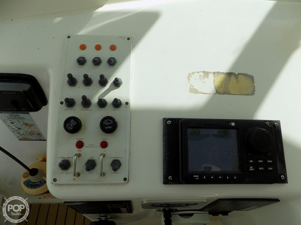 2000 Cabo boat for sale, model of the boat is 45 Express & Image # 21 of 40
