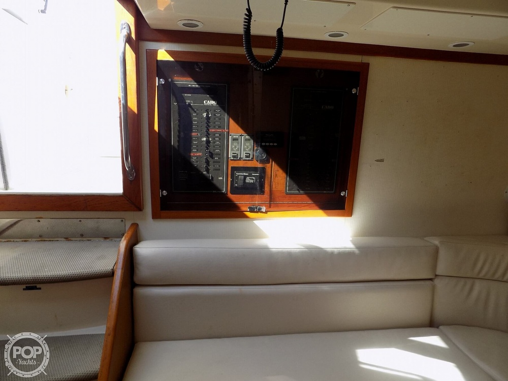 2000 Cabo boat for sale, model of the boat is 45 Express & Image # 27 of 40