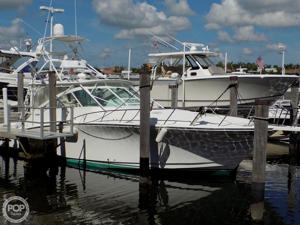 2000 Cabo boat for sale, model of the boat is 45 Express & Image # 8 of 40