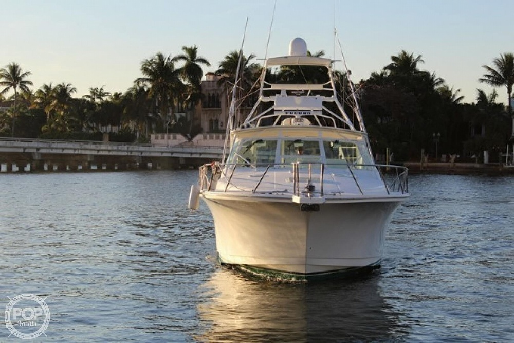 2000 Cabo boat for sale, model of the boat is 45 Express & Image # 3 of 40