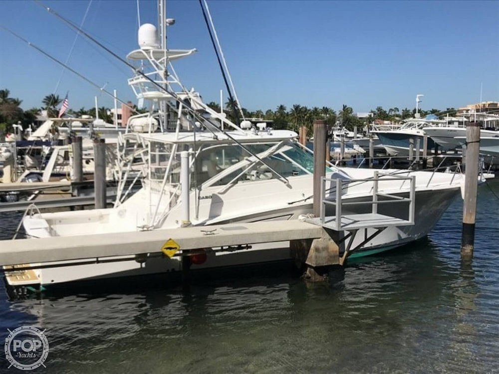 2000 Cabo boat for sale, model of the boat is 45 Express & Image # 2 of 40